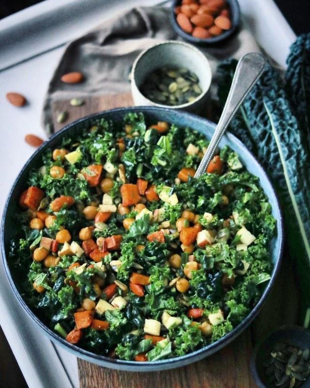 Kale salad_MSG